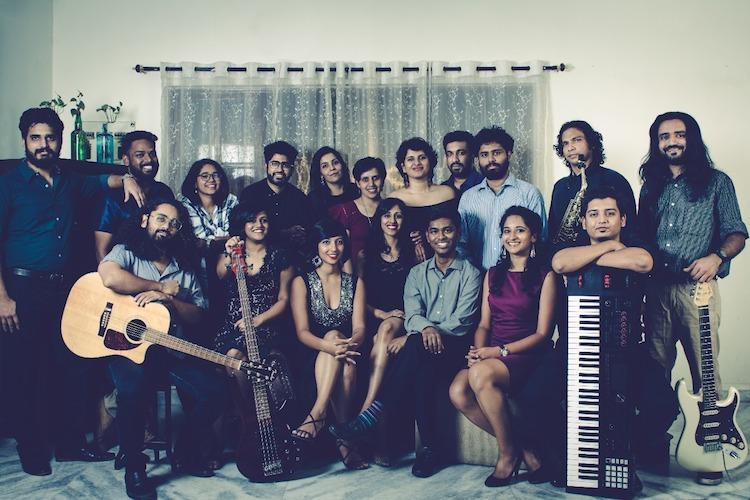 African folk to Broadway musical Bengaluru bands launch show a hit with audience