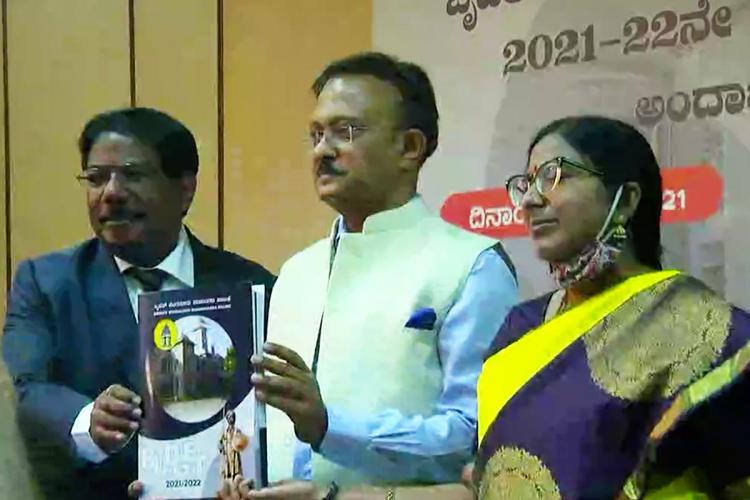 BBMP officials Manjunath Prasad Gaurav Gupta and Tulasi Maddineni