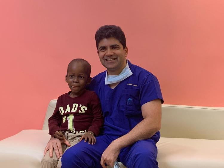 Bengaluru doctors save life of 4-year-old boy with bloodless bone marrow transplant