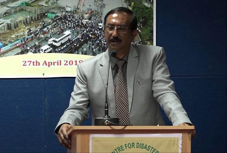 Former BBMP Commissioner BH Anil Kumar