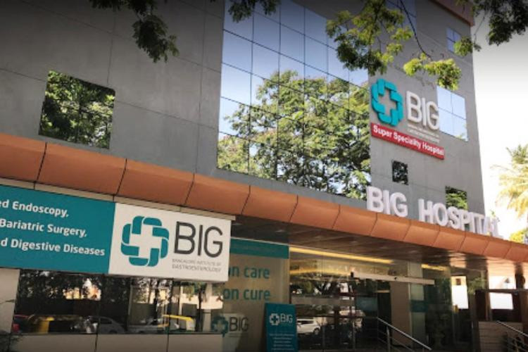 BIG Hospital, Jayanagar