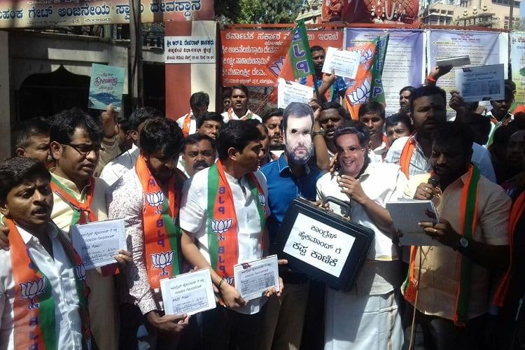 Kickbacks row Opposition demands Karnataka CMs resignation after explosive diary surfaces