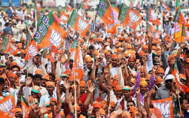 BJP going all out for Modi rally in Bengaluru thousands of party workers mobilised