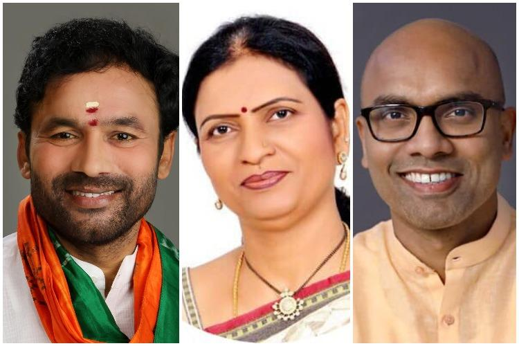BJP announces list of 10 MPs for LS elections DK Aruna to contest from Mahabubnagar