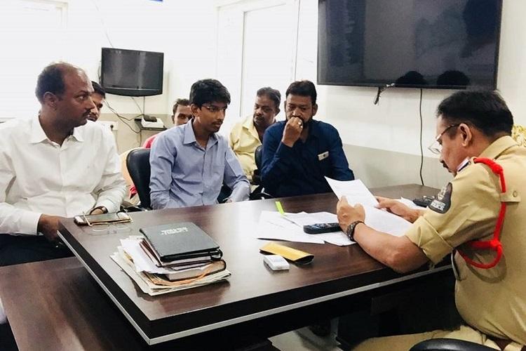 Movie Satyameva Jayate hurts Shia community Hyd BJP leader files complaint