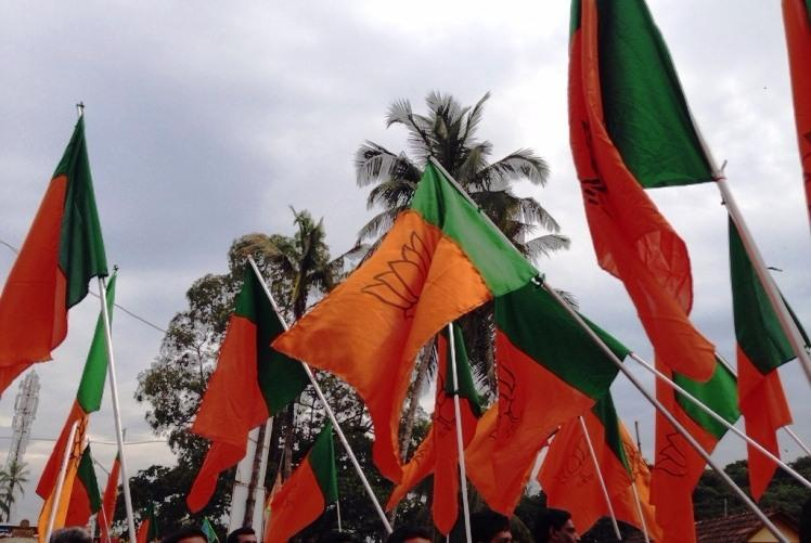 Kerala BJP leader alleges police torture cops say he had a sword in his house
