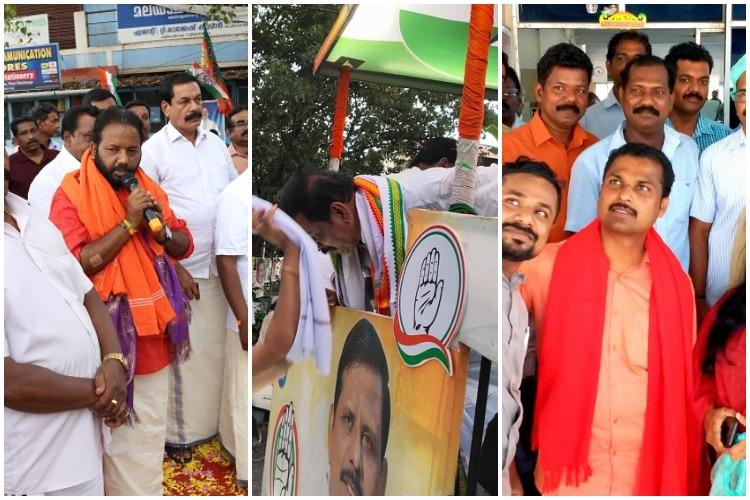 Kerala bye-polls Marks scandal holds centre-stage as Opposition-LDF trade barbs