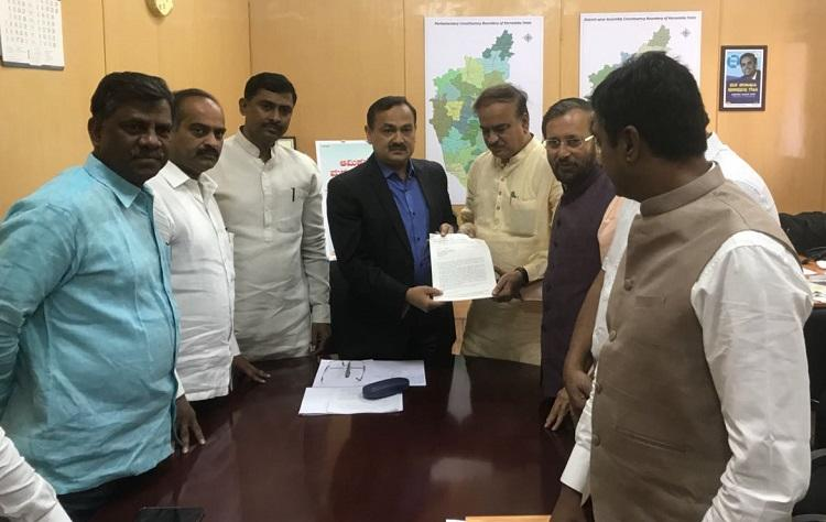 Ktaka BJP miffed with EC complains of red tape while getting permission for campaign