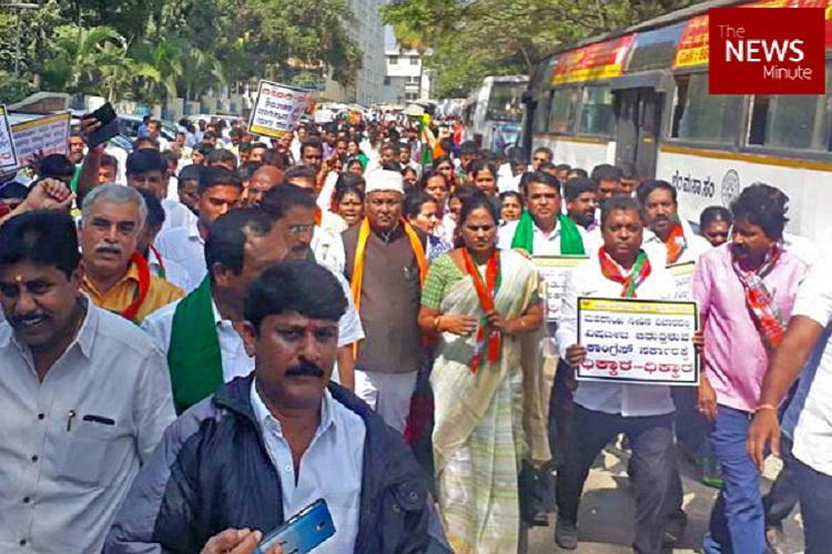 Five districts in North Karnataka to shut today over Mahadayi imbroglio