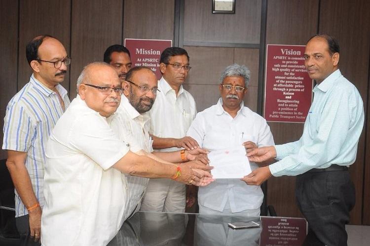 After Telugu actor Shivajis claims on Operation Dravida BJP MLA meets Andhra DGP