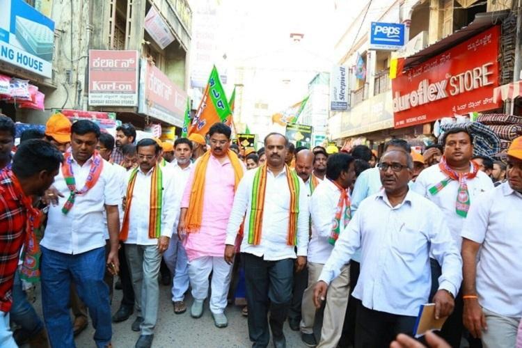 Karnataka elections BJP launches multiple padayatras across state