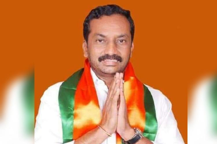 Telangana police book BJP leader for alleged rape and blackmail