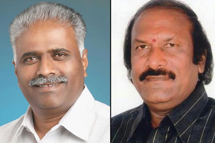 BJP overlooks Kore and Katti fields Eranna Kadadi and Ashok Gasti for Rajya Sabha