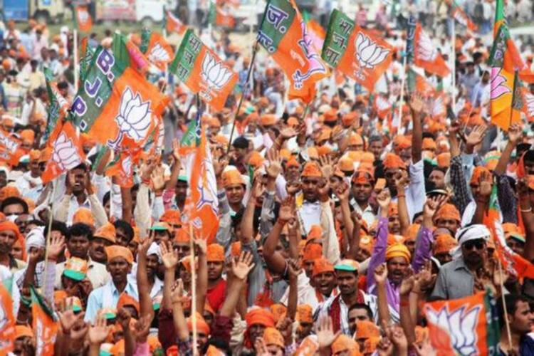 BJP pulled off an unexpected win in the Dubakka pyepoll