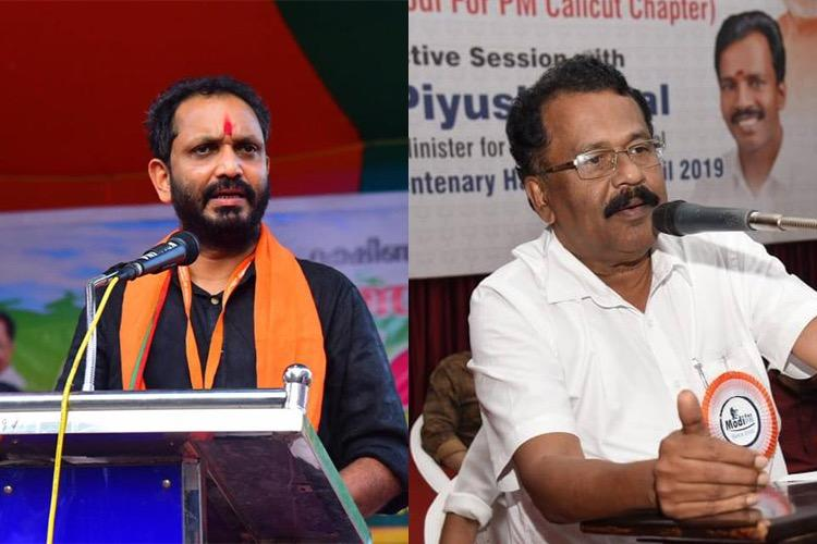 BJP wins 0 seats in Kerala Sabarimala storm showers seats on Cong instead
