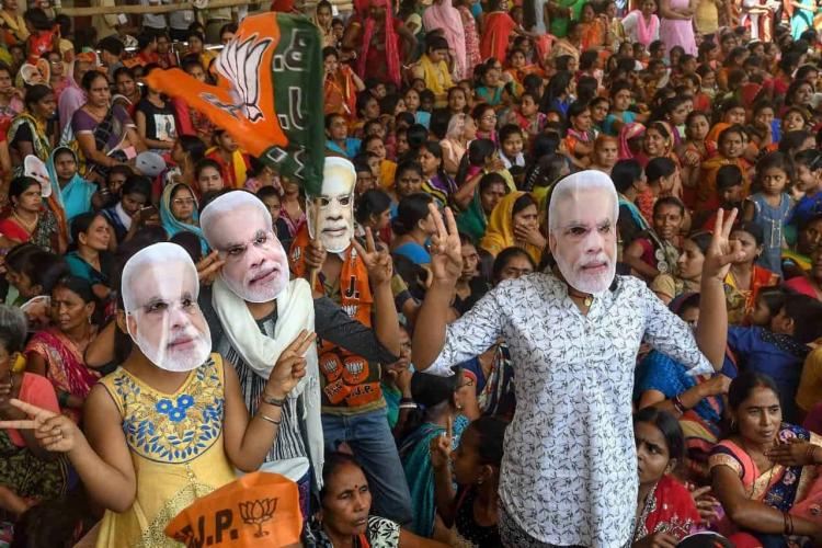 How the BJP is making inroads into the two Telugu states one village at a time