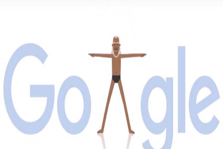 Google honours guru who contributed to globalizing yoga