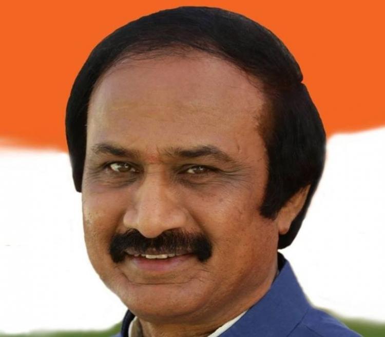 Bengaluru North ticket returns to Congress BL Shankar may contest