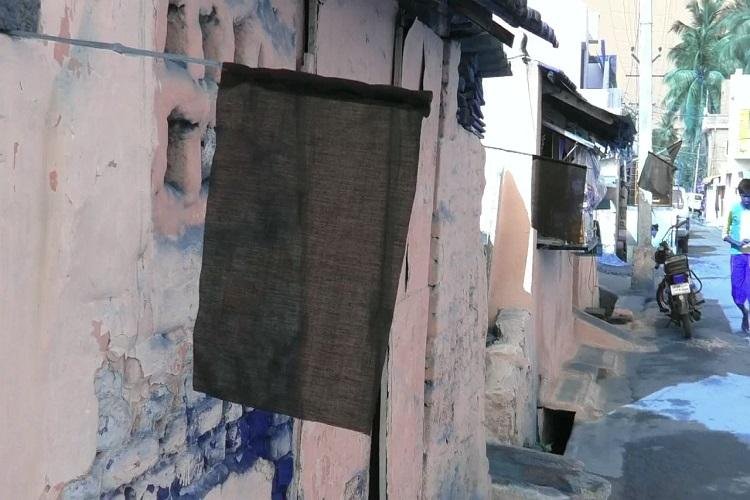 Why some Coimbatore houses sport black flags in protest