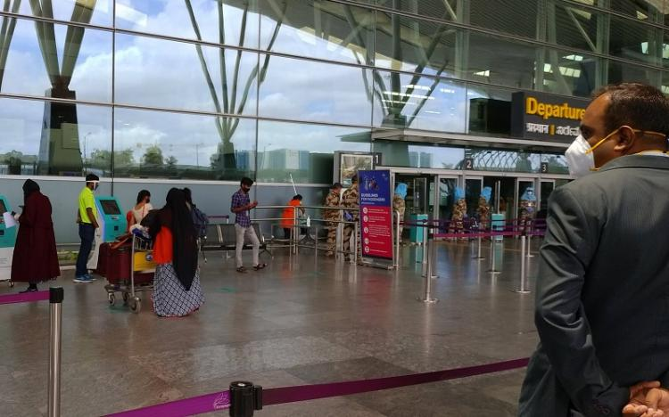 In photos How Bengaluru airport is facilitating contactless boarding
