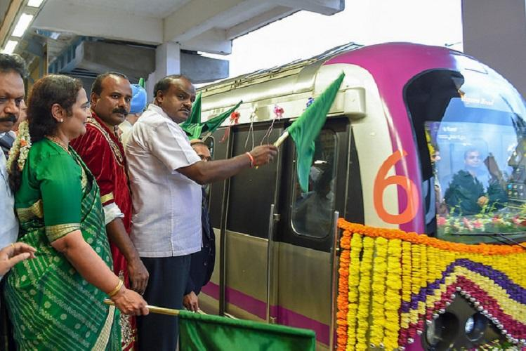 Bluru finally has a six-car metro but did inaccurate projections delay its procurement