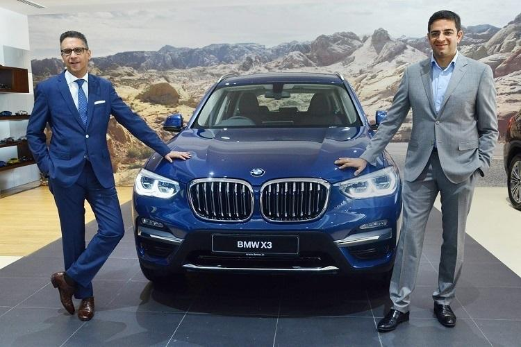 Bmw India Launches Third Generation Of Suv X3 The News Minute