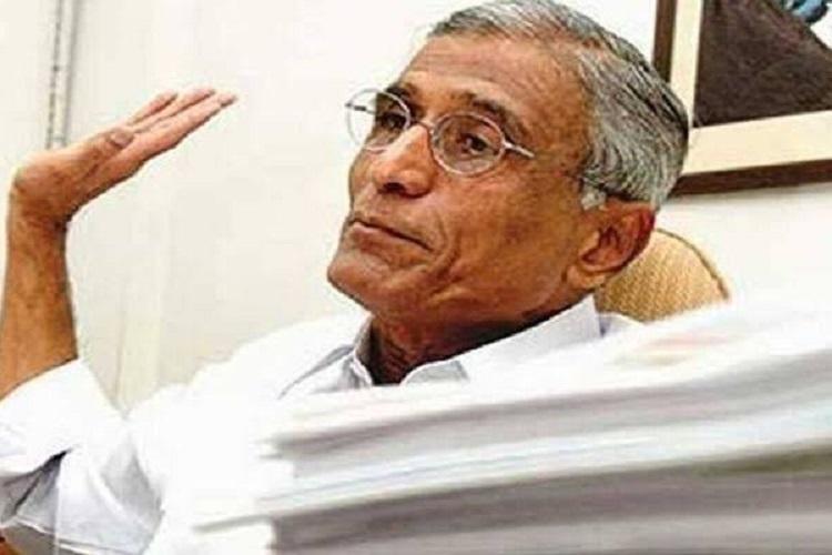 BN Yugandhar former IAS officer and Microsoft CEO Satya Nadellas father passes away