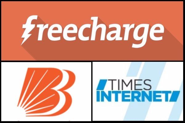 After Paytm and MobiKwik Bank of Baroda Times Internet in the fray to acquire FreeCharge