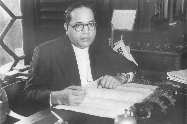 Looking back at Ambedkars student life as LSE releases archives