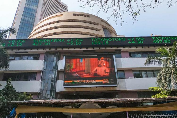 BSE Sensex hits new high of 47k