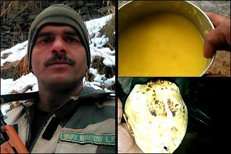 BSF jawan Tej Bahadur Yadav who complained of substandard food dismissed from service