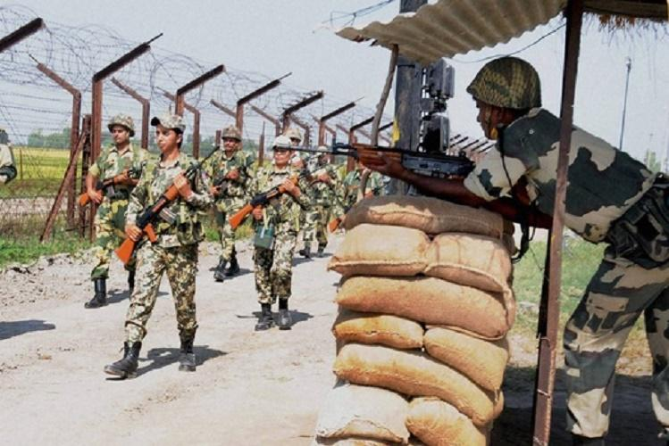 Jammu BSF trooper stabs colleague escapes with weapon