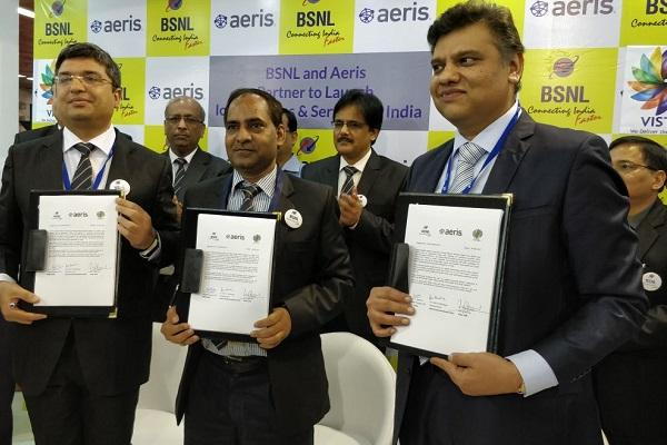 BSNL ties up with Aeris Communications to launch IoT solutions in India