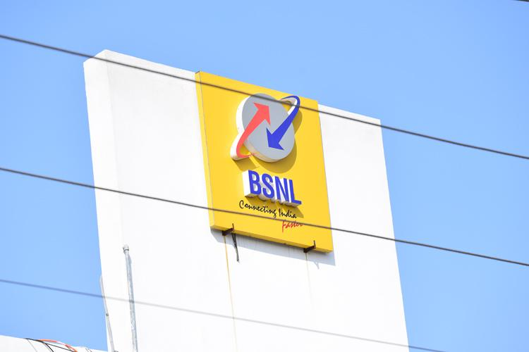 BSNL delays August salary employee unions stage protest across the country