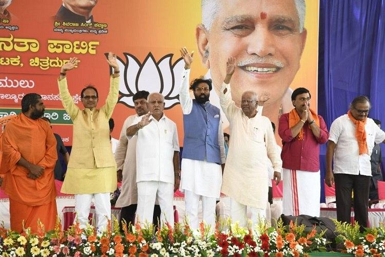 BJP releases third list for Karnataka polls, another Reddy brother gets ticket