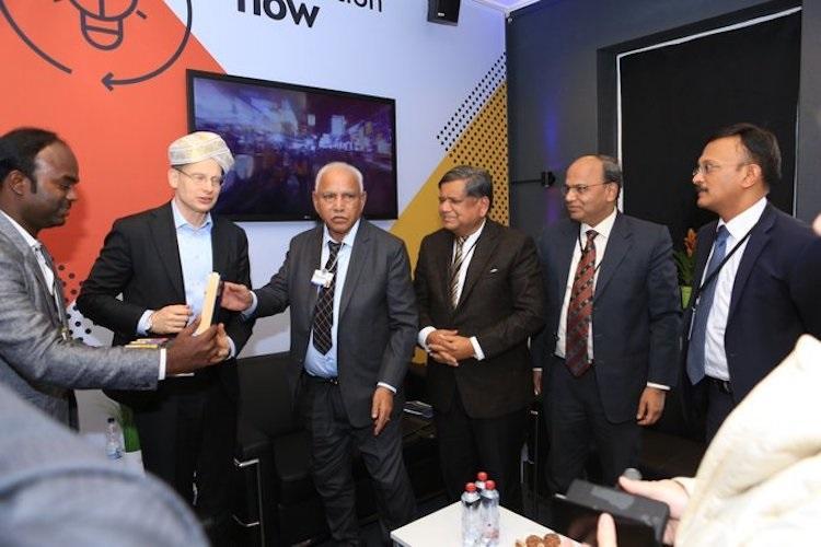 CM BSY woos global investors at Davos summit aims to help Karnataka rural economy