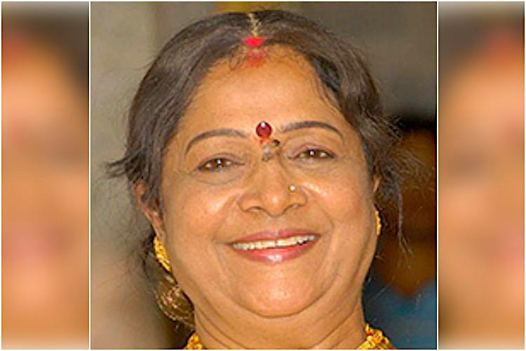 Veteran actress BV Radha passes away on Sunday