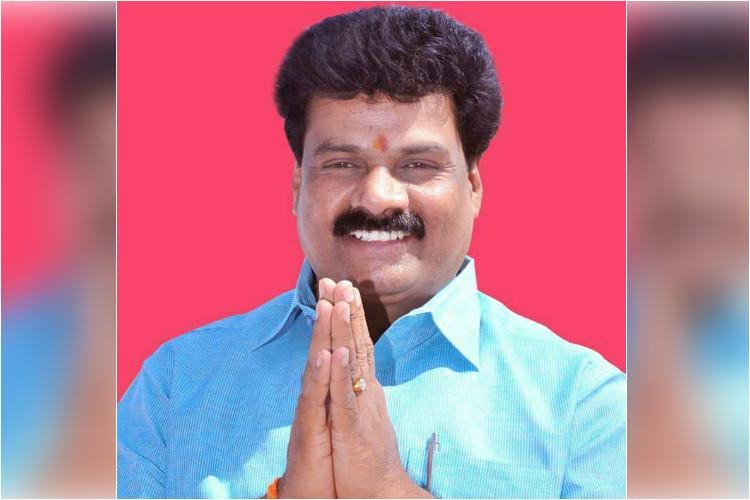 Income Tax raid on Congress MLA and candidate in Ktaka Assembly polls B Shivanna