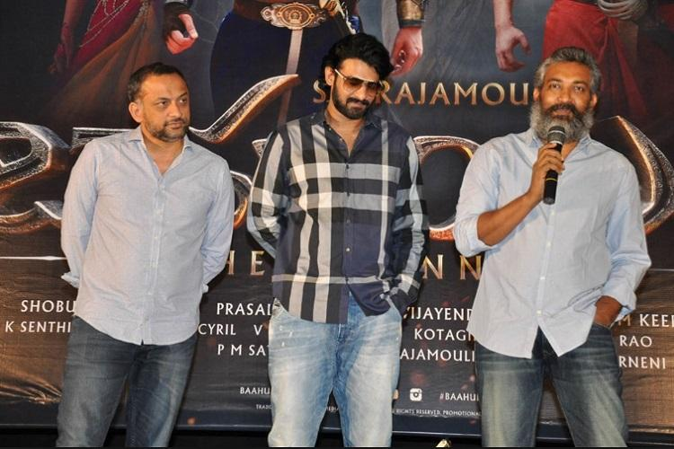 Trailer of Baahubali 2 gets a mammoth 65 million views in 48 hours