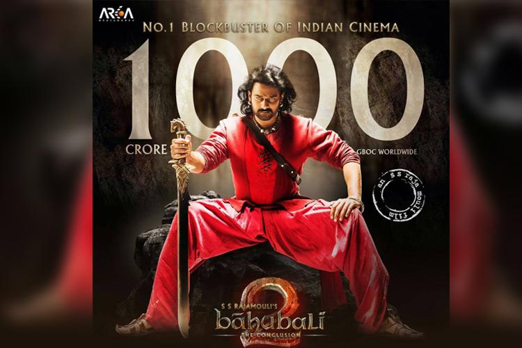 When a big film wins everyone wins How Baahubalis success will change Tollywood