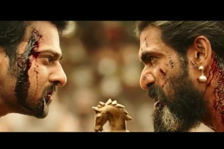 Baahubali 2 trailer is bigger better and we can barely wait for April
