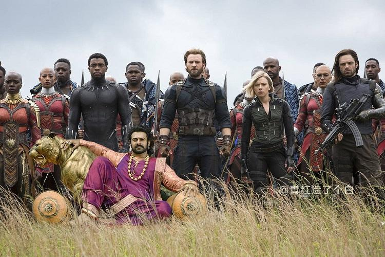 When Baahubali met Avengers in China Memes by Chinese fans go viral on social media