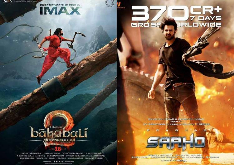 Baahubali 2 Saaho to release in US and Japan for Prabhass birthday