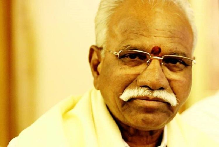 Senior BJP leader and 3-time MLA Baddam Bal Reddy passes away in Hyd at 74