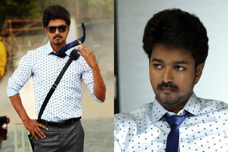 Ilayathalapathy Vijays Bairavaa shirts a big hit