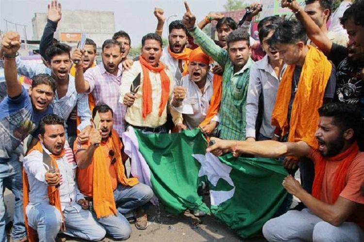 We will go to war to protect Hindutva from jihadists Bajrang Dal leader
