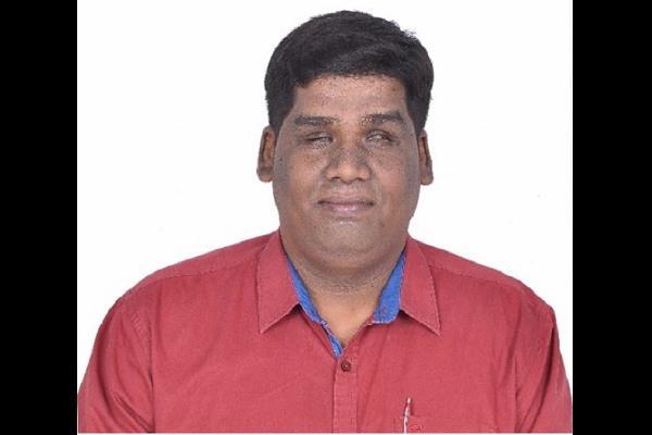Meet visually impaired Bala Nagendran who cleared the UPSC exam