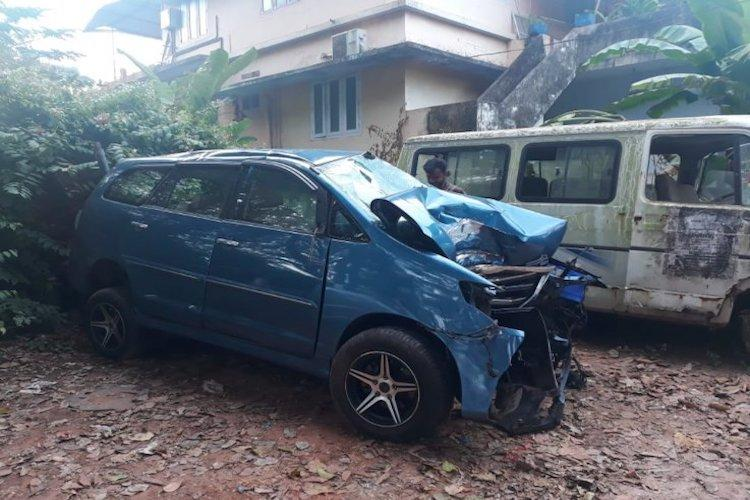 Don't drive if you're sleepy': Kerala Police cautions after
