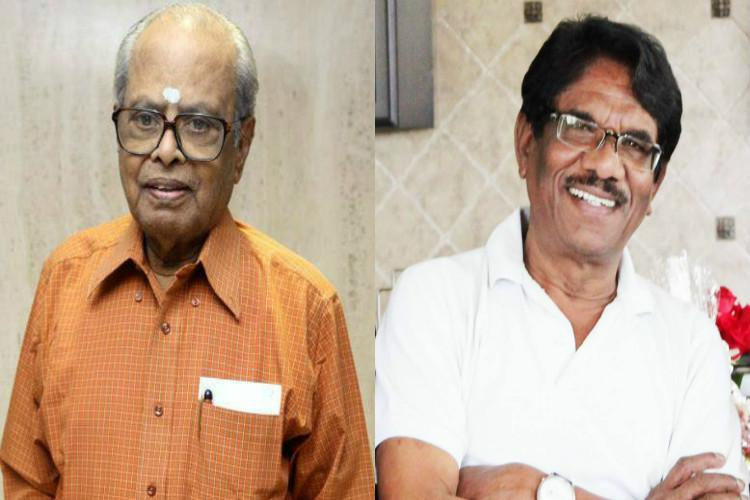 Balachander and Bharathirajaa two filmmakers who took Tamil cinema to new heights