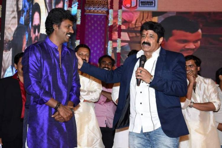 Actor Balakrishna issues apology for his vulgar remarks on women
